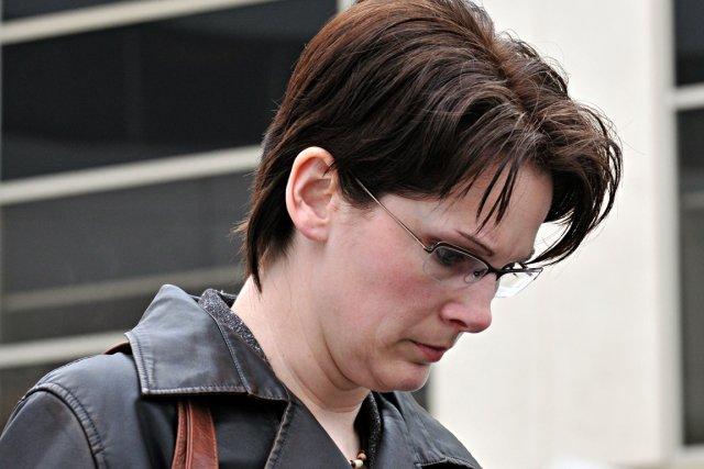 Le 24 octobre 2009, Cathie Gauthier a été... (Photo: Jeannot Lévesque, Archives Le Quotidien)