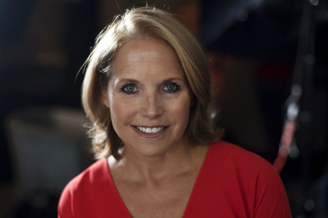 Katie Couric... (Photo: Darren Calabrese, Archives La Presse Canadienne)