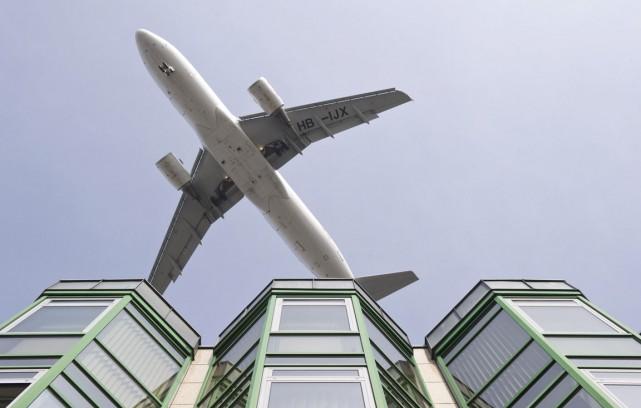 FlyTrippers offre depuis janvier des vols en lien... (Archives, Agence France-Presse)
