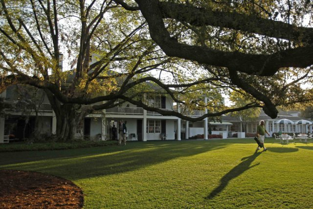 Depuis son ouverture en 1933, le club Augusta... (Photo: Reuters)