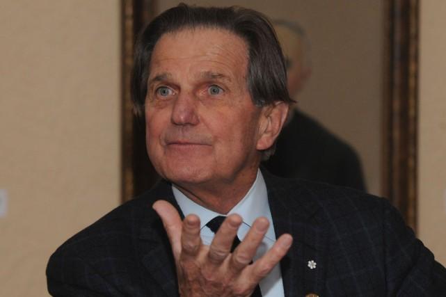 L'ancien président du Canadien, Ronald Corey, fait partie... (Photo: Sylvain Mayer)