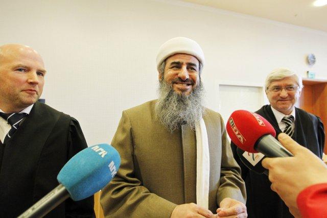 Fondateur du groupe islamiste kurde irakien Ansar al-Islam,... (Photo:  Hakon Mosvold Larsen, Archives AFP)