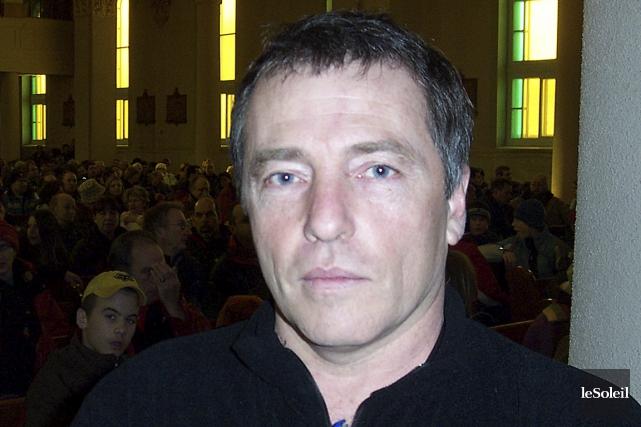 Le député libéral de Gaspé, Georges Mamelonet... (Photothèque Le Soleil)