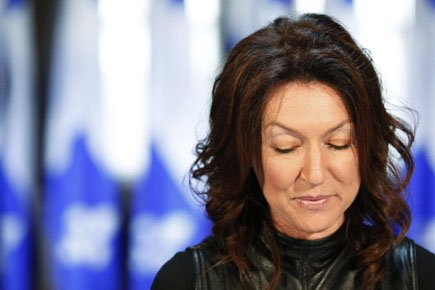 Nathalie Normandeau... (Photo: Reuters)