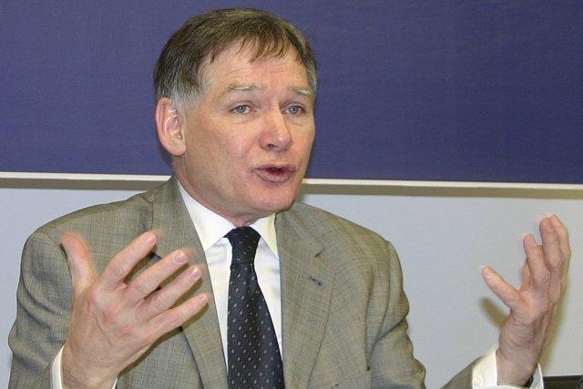 Le recteur de l'Université du Québec à Rimouski,... (Carl Thériault, collaboration spéciale)