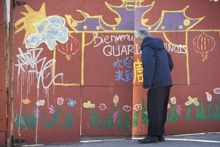 Au lieu de devoir demander une formation d'accueil dans une autre langue que le... (Photo: Ivanoh Demers, archives La Presse)