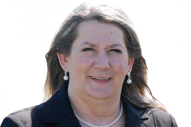 La mairesse de La Malbaie, Lise Lapointe, doute...