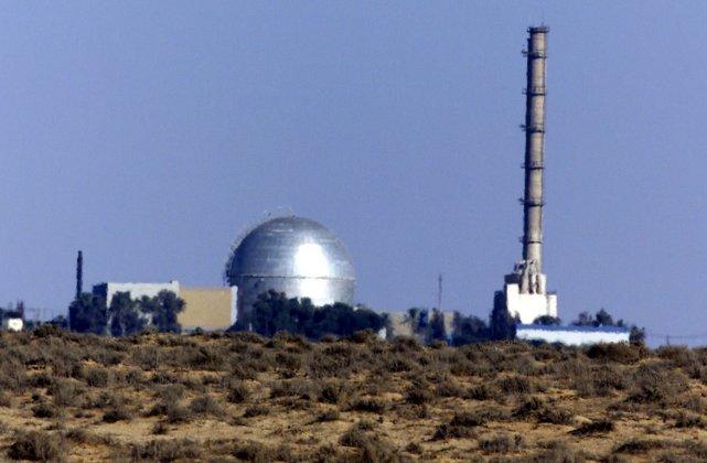 L'installation nucléaire de Dimona où travaillait Mordechai Vanunu,... (Photo: Reuters)