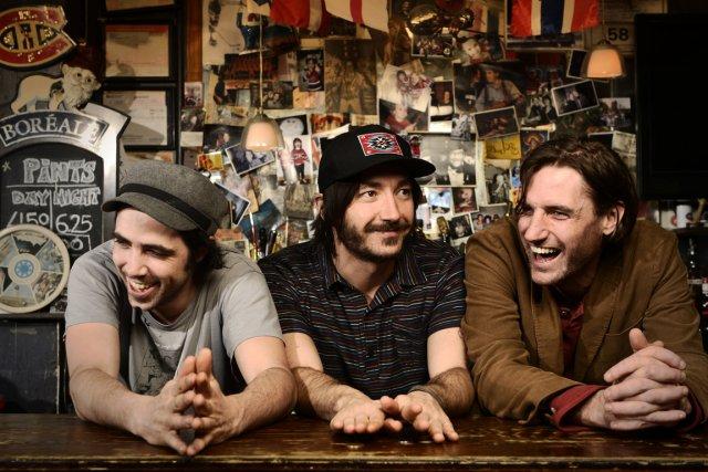 Au bar Barfly, dans le Mile End, Patrick... (Photo Bernard Brault, La Presse)