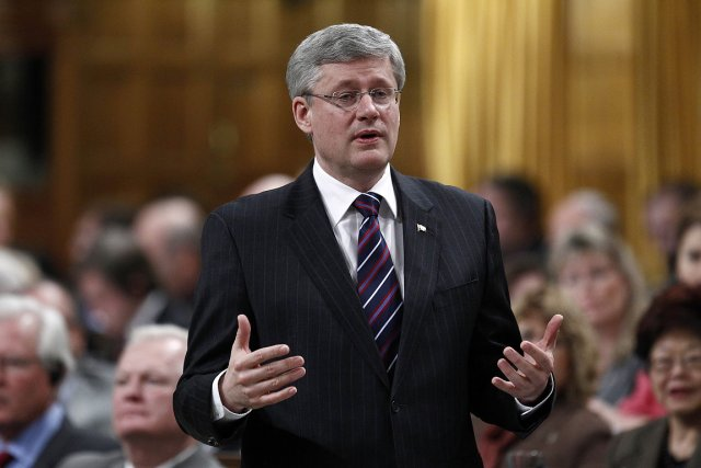Le gouvernement Harper est au pouvoir depuis six... (Photo: Reuters)