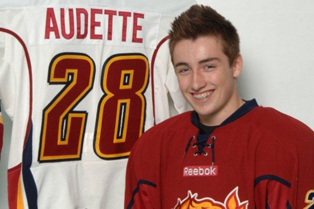 Daniel Audette pourrait bien devenir le tout premier... (Photo: Collège Esther-Blondin)