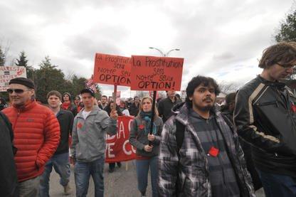 Pour dénouer l'impasse qui perdure avec les associations étudiantes, le... (Archives La Tribune, Claude Poulin)