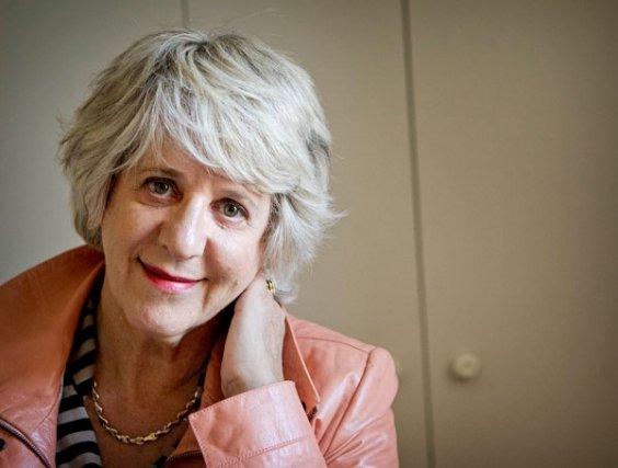 Denise Bombardier... (Marco Campanozzi, La Presse)