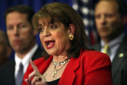 Le procureur spécial Angela Corey a annoncé la... (Photo: Reuters)