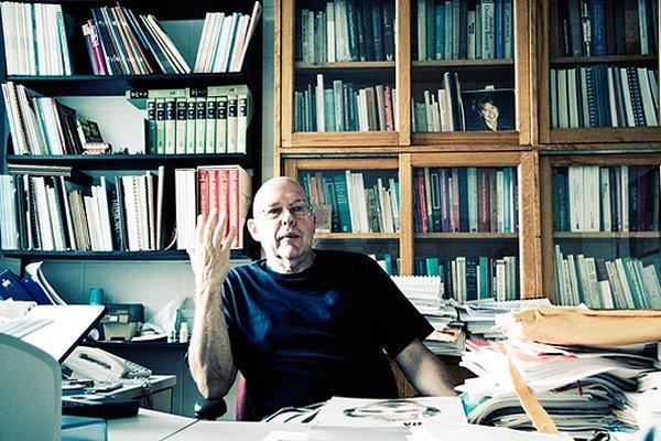 Luc Granger, psychologue et professeur à l'Université de... (Photo Sylvain Thomin, Urabnia)