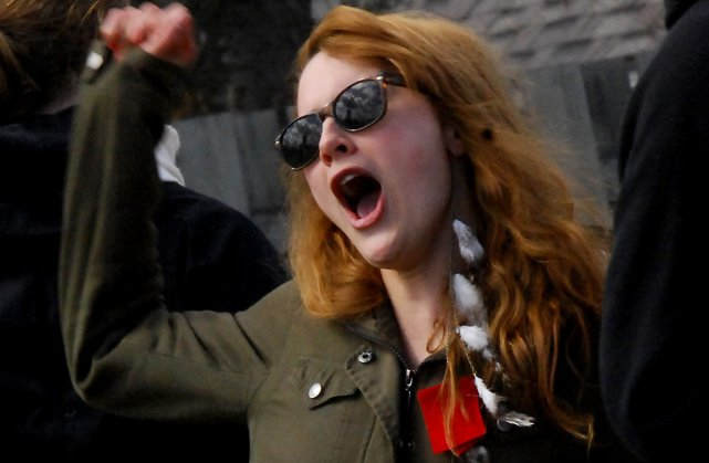 La grève des étudiants prend une tournure judiciaire.... (Photo Le Quotidien)
