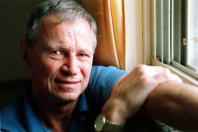 Roger Caron est décédé jeudi à l'âge de... (Photo: Étienne Morin, Archives LeDroit)