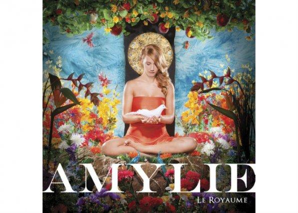 Avec sa voix puissante, Amylie s'est fait connaître par son premier tube radio...