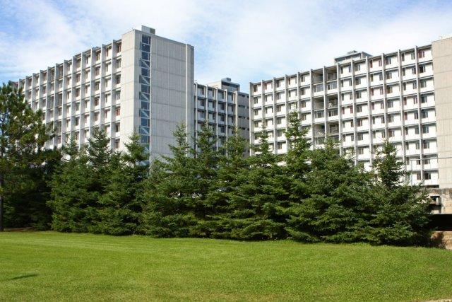 400 nouveaux logis l 39 universit laval marc allard - Residence les jardins de l universite toulouse ...