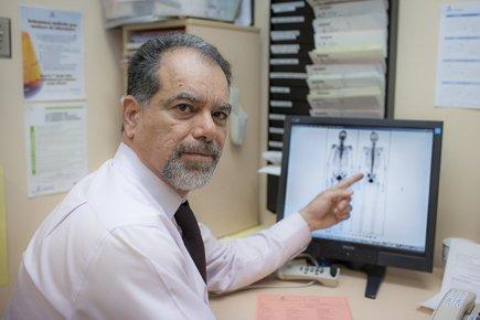 «Il faut bien cibler les patients en fonction... (Photo: Olivier Pontbriand, La Presse)