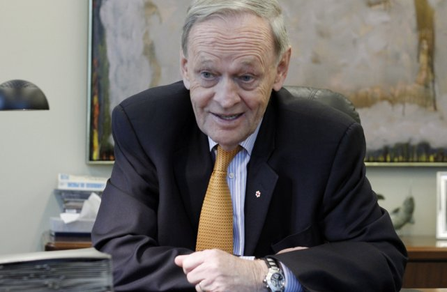 Jean Chrétien... (Photo Fred Chartrand, PC)