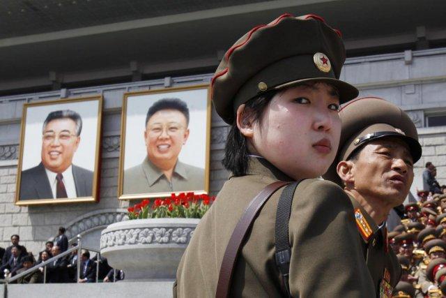 L'ONU a adopté deux trains de sanctions contre... (Photo: Bobby Yip, Reuters)