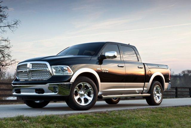 De l'extérieur, le Ram 2013 ne semble pas... (Photo fournie par Chrysler)