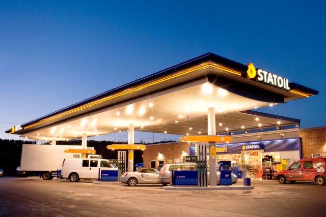 Statoil Fuel&Retail possède un réseau de 2300 stations-service... (Photo fournie par Statoil)