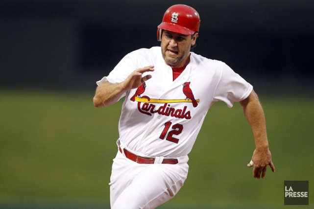 Lance Berkman... (Photo: AP)