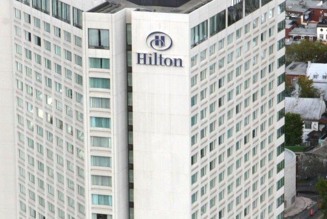 Le Hilton (photo) a connu une révision à... (Photothèque Le Soleil)