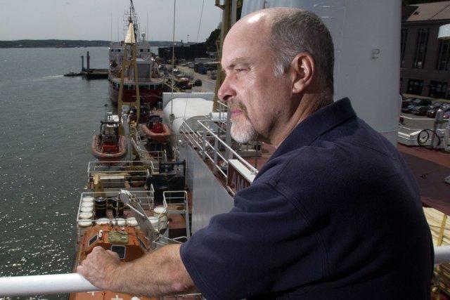 L'océanographe Louis Fortier est le directeur d'ArcticNet, le... (Photo Martin Chamberland, archives La Presse)