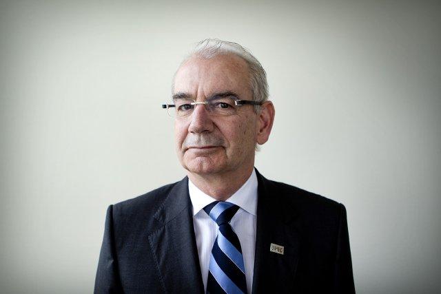 Robert  Lafrenière, commissaire de l'Unité permanente anticorruption... (Photo: Marco Campanozzi, La Presse)