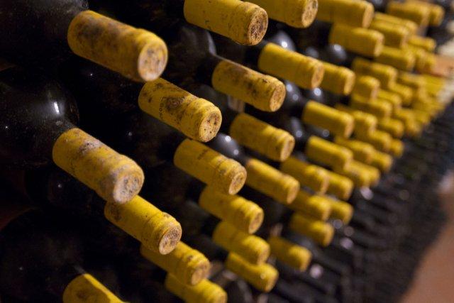Les Grecs sont encore davantage reconnus pour leurs vins blancs, bien qu'ils... (Photo François Roy, La Presse)