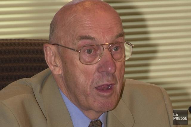 Bill McMurchie... (Photo: archives La Presse)