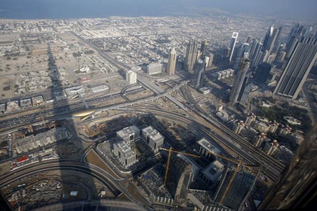 C'est à Dubaï que sera inauguré le parc... (Photo AP)