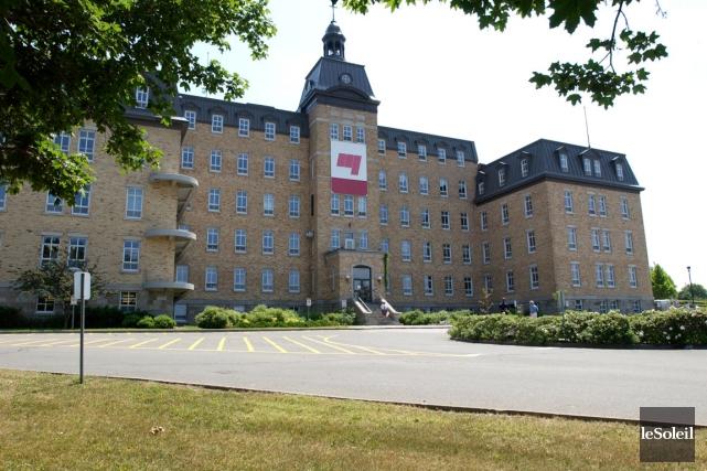 L'Université du Québec à Rimouski (UQAR) entre dans... (Photothèque Le Soleil)