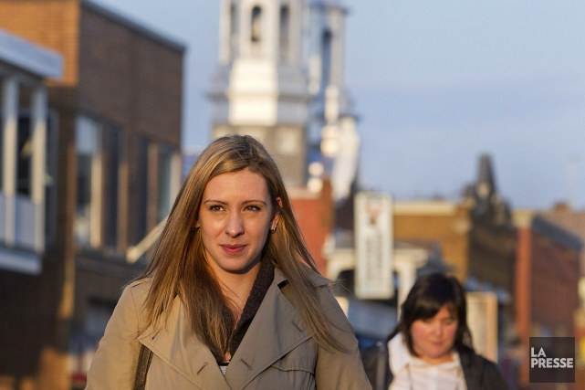 Ruth Ellen Brosseau, députée du NPD dans Berthier-Maskinongé.... (Photo: Ivanoh Demers, La Presse)