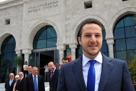 Sakher el-Materi (photo), le gendre du présidentdéchu Zine... (Photo: AFP)