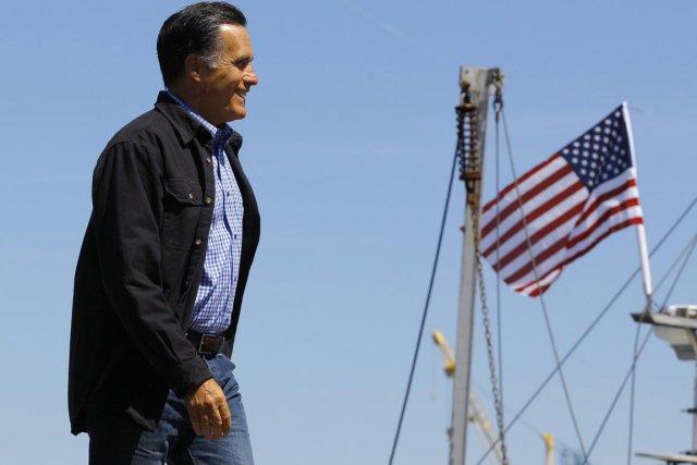 Obama attaque romney sur son compte en suisse maison for Attaque sur la maison blanche