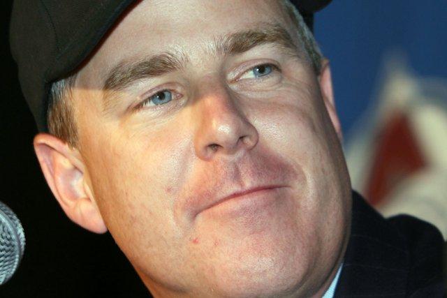 François Giguère a été directeur général de l'Avalanche... (Photo: archives AP)