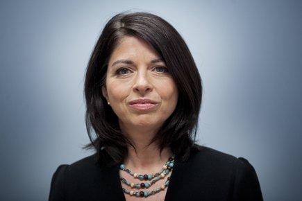 Line Beauchamp assure qu'elle neconnaît pasDomenico Arcuri.... (Photo: Marco Campanozzi, La Presse)
