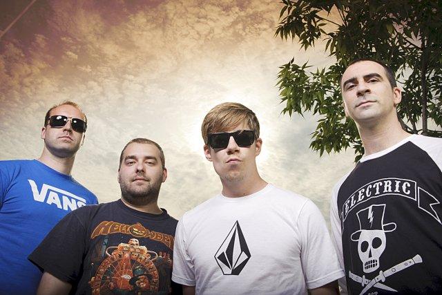 Les gars de Mute achèvent une tournée européenne... (Photo Francis Gagnon)