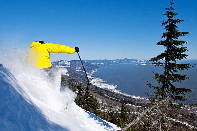 Le développement d'une station de ski de calibre... (Photothèque Le Soleil)