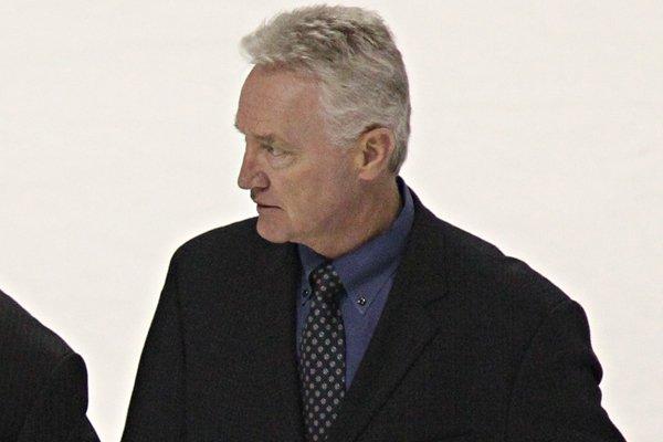 Larry Robinson est sous contrat avec les Devils... (Photo: François Roy, La Presse)