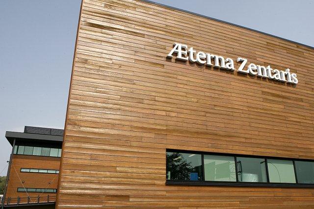 La société québécoise AEterna Zentaris a enregistré une perte nette de  6,6... (Photothèque Le Soleil, Yan Doublet)