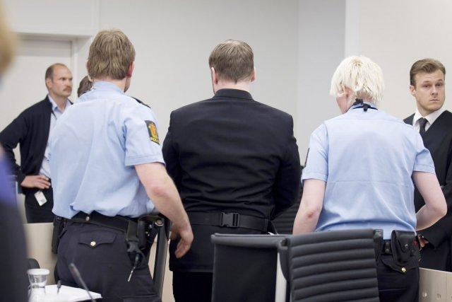 L'incident, suivi par des applaudissements et des «bravos»... (Photo: Heiko Junge, AP)