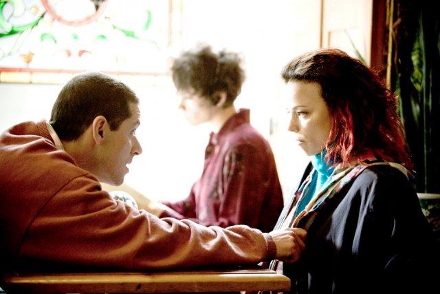 Melvil Poupaud et Suzanne Clément dans une scène... (Photo Shayne Laverdière)