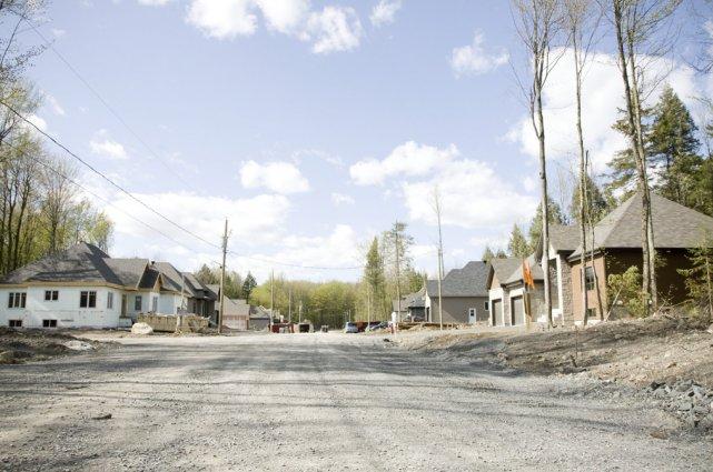 Des démarches sont en cours pour la construction... (photo Stéphanie Mantha)