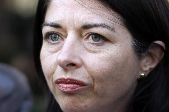 La ministre de l'Éducation, Line  Beauchamp.... (Photo: Reuters)