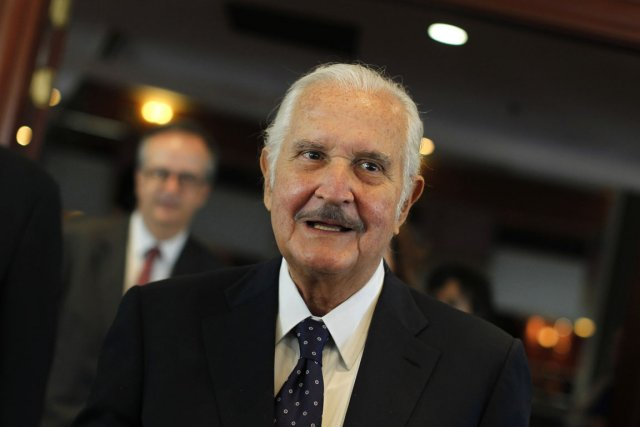 Carlos Fuentes... (Photo: Reuters)
